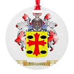 Villagomez Round Ornament