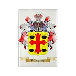 Villagomez Rectangle Magnet (100 pack)