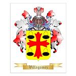 Villagomez Small Poster