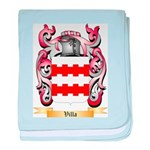 Villa baby blanket