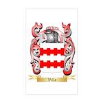 Villa Sticker (Rectangle)