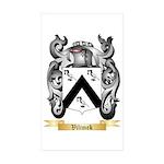 Vilimek Sticker (Rectangle 50 pk)