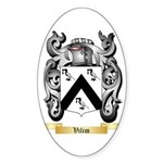 Vilim Sticker (Oval 10 pk)