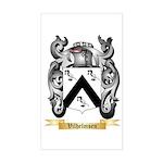 Vilhelmsen Sticker (Rectangle)