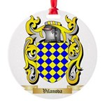 Vilanova Round Ornament