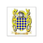 Vilanova Square Sticker 3