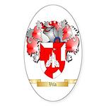 Vila Sticker (Oval 50 pk)