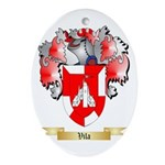 Vila Oval Ornament