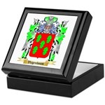 Vijgenboom Keepsake Box