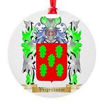 Vijgenboom Round Ornament