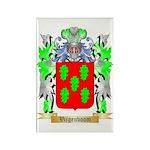 Vijgenboom Rectangle Magnet (100 pack)