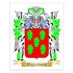 Vijgenboom Small Poster