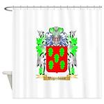 Vijgenboom Shower Curtain