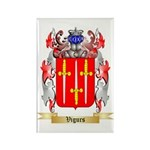 Vigurs Rectangle Magnet (10 pack)