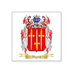 Vigurs Square Sticker 3