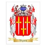 Vigurs Small Poster