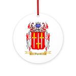 Vigurs Round Ornament