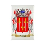 Vigures Rectangle Magnet (100 pack)