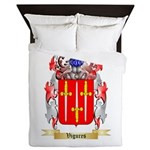 Vigures Queen Duvet