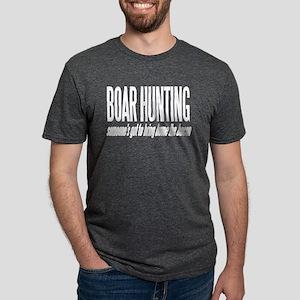 Boar Hunting Women's Dark T-Shirt