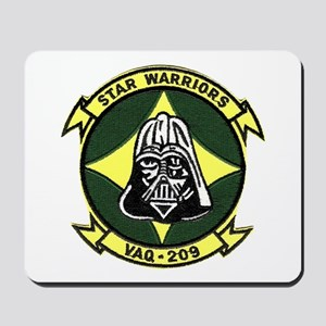 VAQ 209 Star Warriors Mousepad