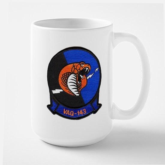VAQ 143 Cobras Large Mug