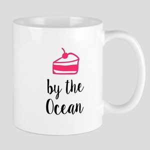 cake by the ocean Mugs