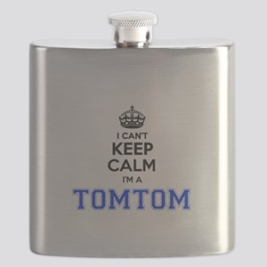 I can't keep calm Im TOMTOM Flask