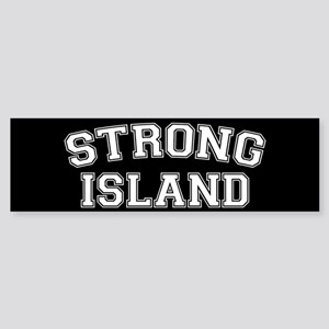 Strong Island, NYC Bumper Sticker