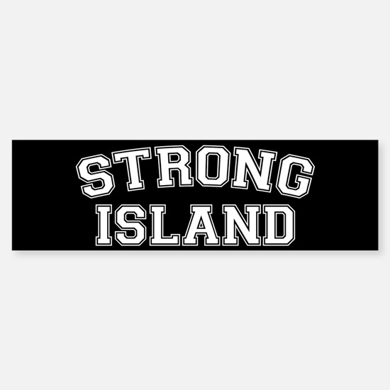Strong Island, NYC Bumper Bumper Bumper Sticker