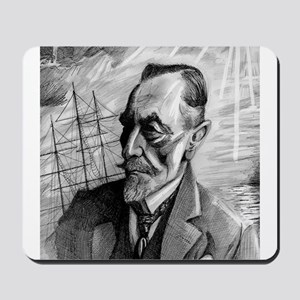 Joseph Conrad Mousepad