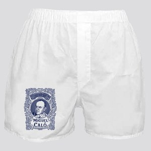 Miguel Caló (in blue) Boxer Shorts