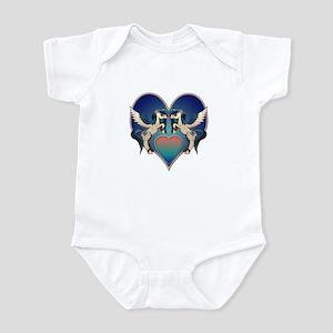 Alicorn Wishes Infant Bodysuit