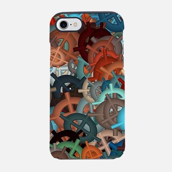 Fun,Fantasy and Joy iPhone 8/7 Tough Case