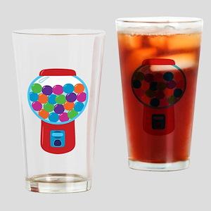 Cute Gumball Machine Drinking Glass