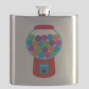 Cute Gumball Machine Flask