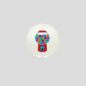 Cute Gumball Machine Mini Button