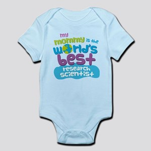 Research Scientist Gift for Kids Infant Bodysuit