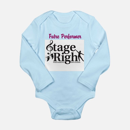 Stage Right Pas Body Suit