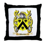 Wheeller Throw Pillow