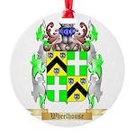 Wheelhouse Round Ornament