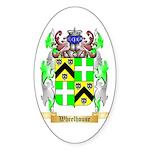 Wheelhouse Sticker (Oval 50 pk)