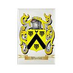 Wheeler Rectangle Magnet (100 pack)