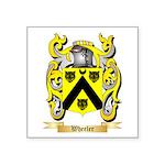 Wheeler Square Sticker 3