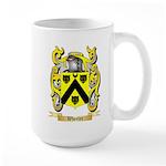 Wheeler Large Mug