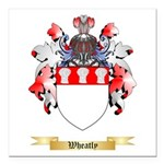 Wheatly Square Car Magnet 3
