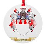 Wheatley Round Ornament