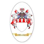 Wheatley Sticker (Oval 10 pk)
