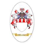 Wheatley Sticker (Oval 50 pk)