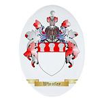Wheatley Oval Ornament